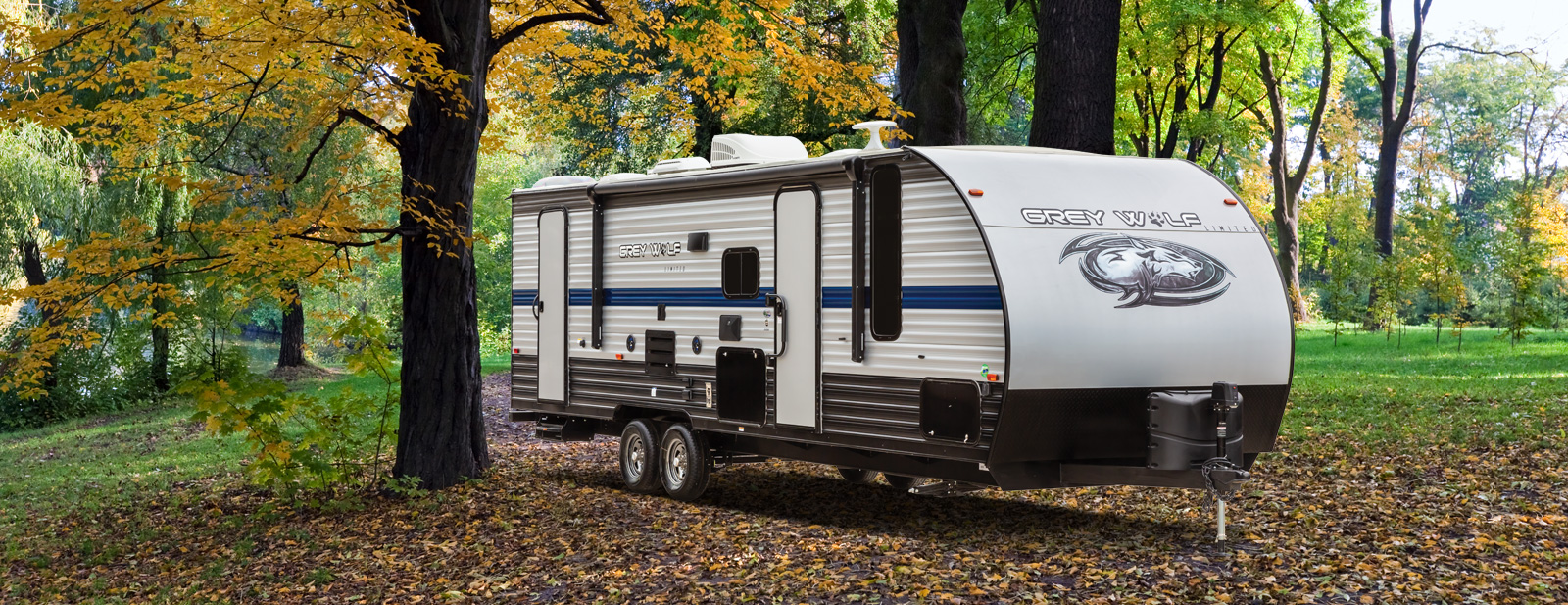 Grey Wolf West Forest River Rv Manufacturer Of Travel Trailers