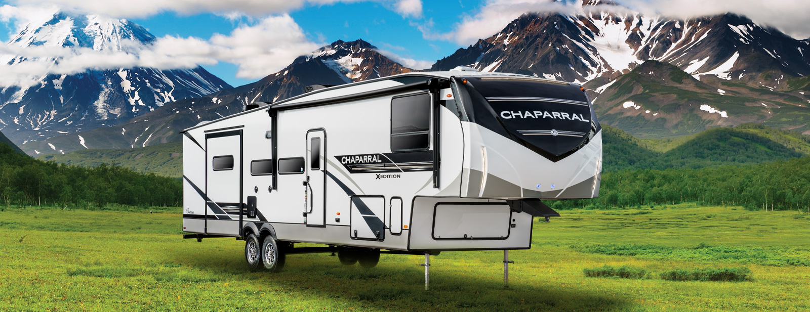 Chaparral X Edition RVs