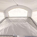 Clipper 107LS Queen Bunk Tent End