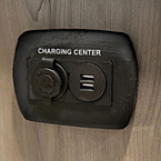 Charging station May Show Optional Features. Features and Options Subject to Change Without Notice.