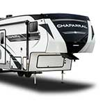 Chaparral Lite Fifth Wheels