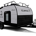 Coachmen Clipper Express 12.0TD MAX Exterior Closed May Show Optional Features. Features and Options Subject to Change Without Notice.