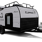 Coachmen Clipper Express 12.0TD MAX Exterior Open May Show Optional Features. Features and Options Subject to Change Without Notice.