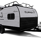 Coachmen Clipper Express 12.0TD XL Exterior Open May Show Optional Features. Features and Options Subject to Change Without Notice.