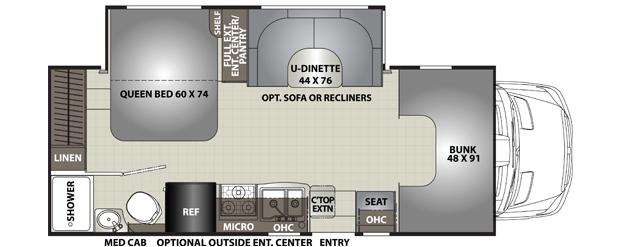 Coachmen Prism Floorplans Holland Rv Centers