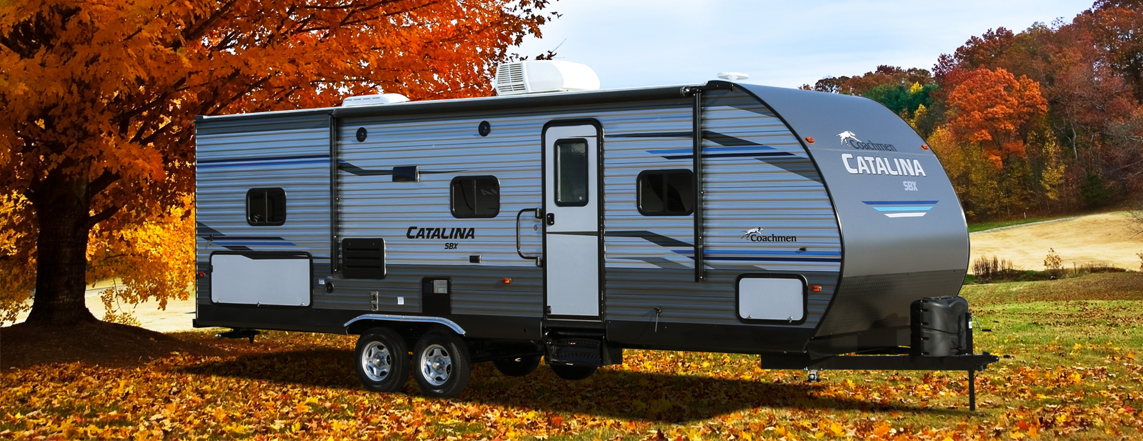 catalina sbx travel trailers