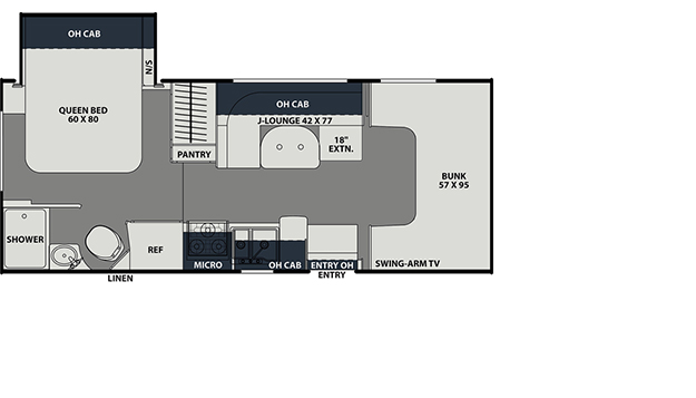 Coachmen Leprechaun Floorplans Holland Rv Centers