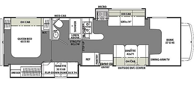 Coachmen Freelander Floorplans Holland Rv Centers