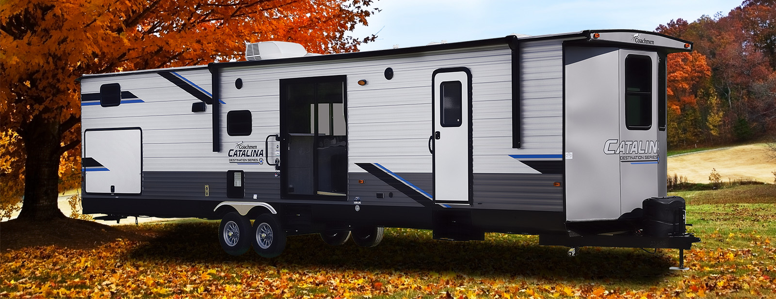 Catalina Destination Series Travel Trailers By Coachmen Rv