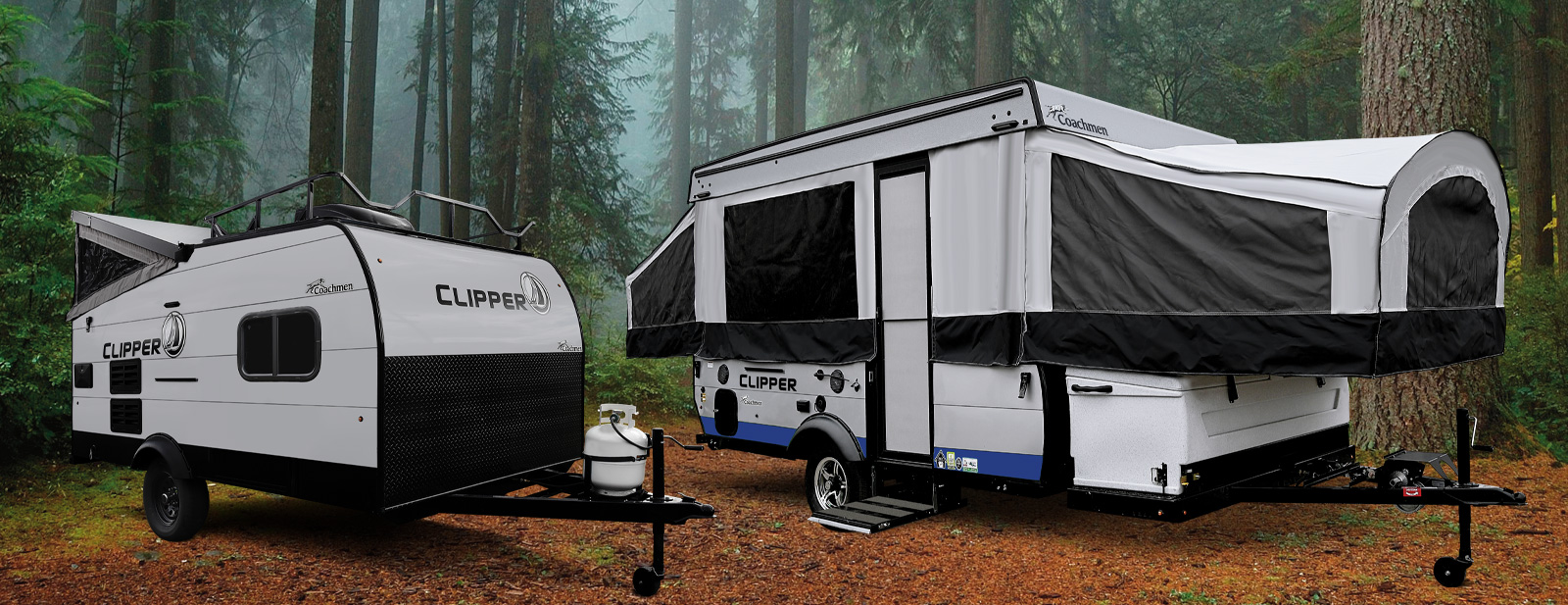 Clipper Pop Up Campers by Coachmen RV
