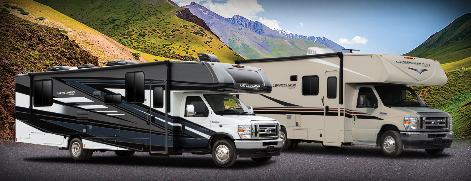 Leprechaun Coachmen RV | Travel Trailers, Fifth Wheels, Motorhomes on