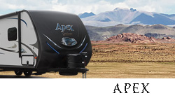 Freedom Express Ultra Lite 192rbs Travel Trailers By
