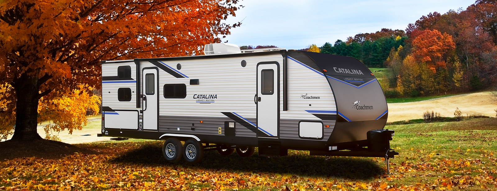 Catalina Legacy Edition Travel Trailers By Coachmen Rv