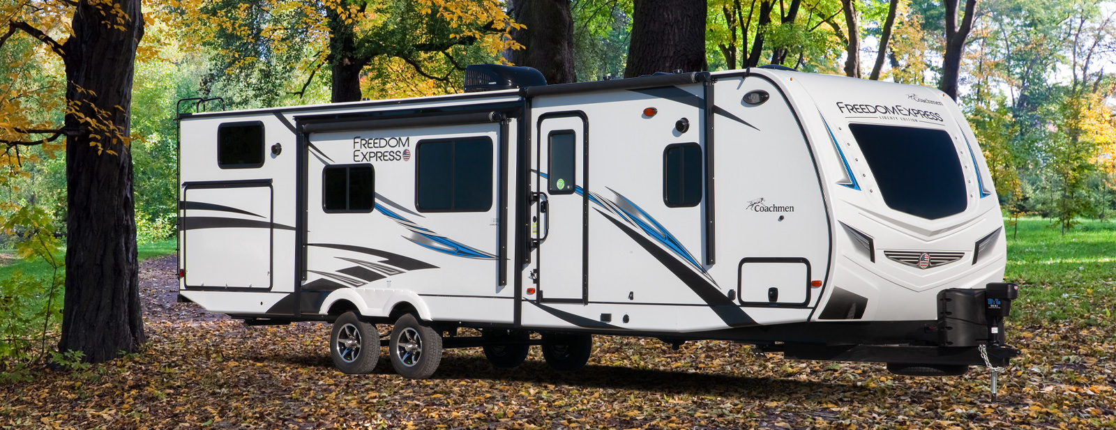 Freedom Express Liberty Edition Travel Trailers By Coachmen Rv