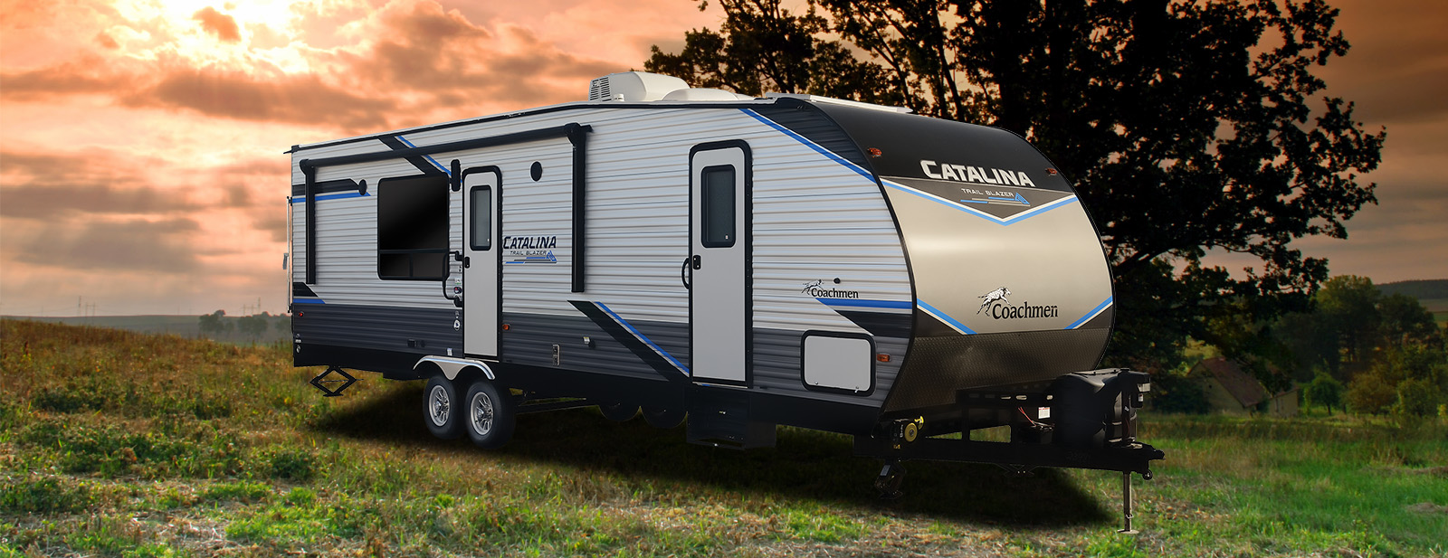 Catalina Trail Blazer Travel Trailers By Coachmen Rv