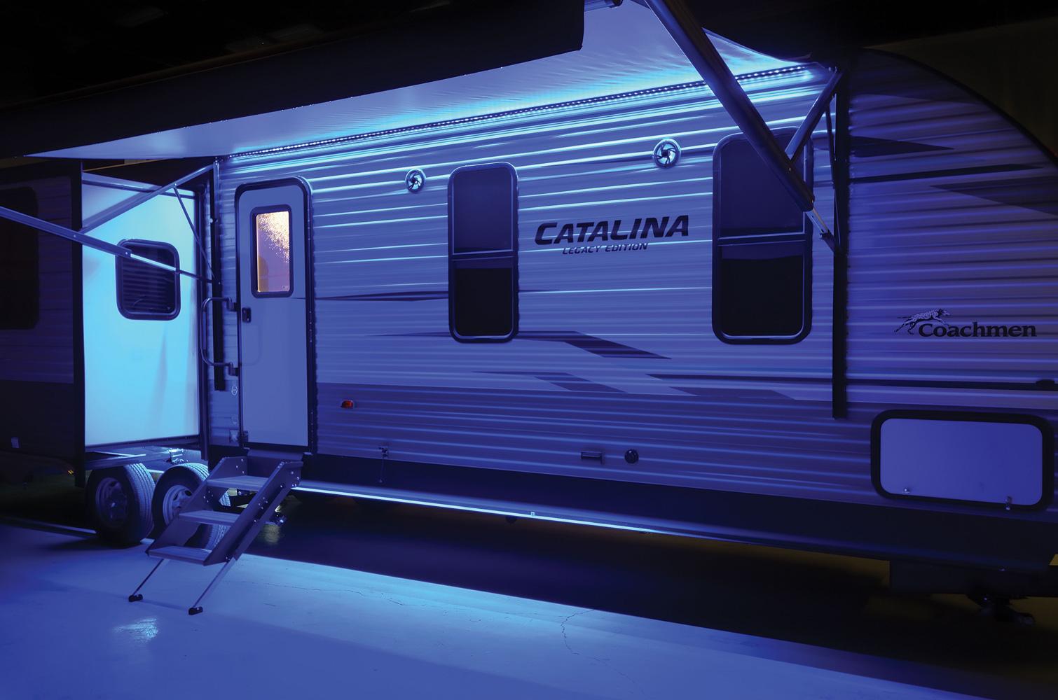Catalina Trail Blazer Travel Trailers by Coachmen RV