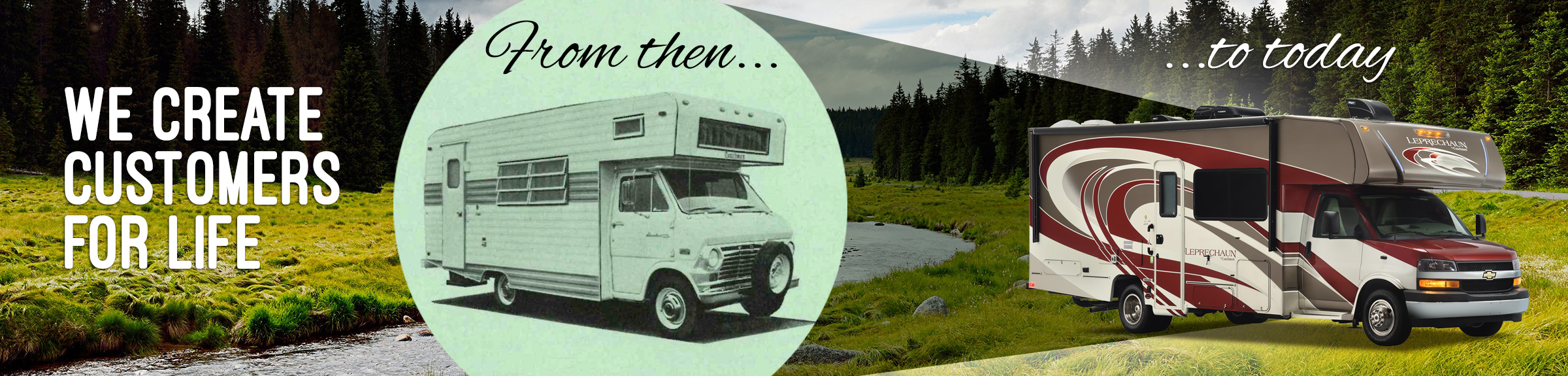 Our Story Coachmen RV | Travel Trailers, Fifth Wheels