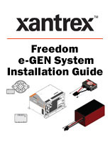 Freedom e-GEN System Installation Guide