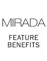 Mirada Feature Benefits