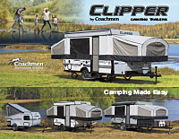 Clipper Camping Trailer Brochure