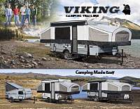 Viking Camping Trailer Brochure