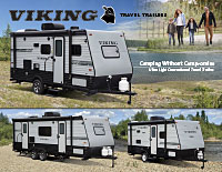 Viking Travel Trailer Brochure