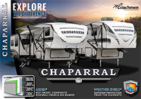 Chaparral Brochure