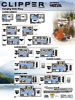 Clipper Floorplan Poster