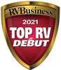 RV Business 2021 Top RV Debut